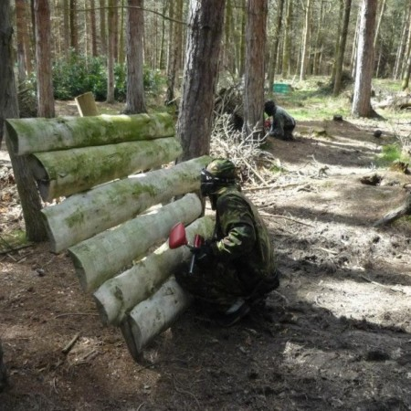 Paintball Wakefield, West Yorkshire