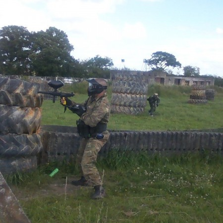 Paintball Chester