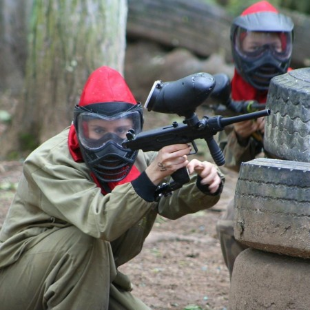Paintball Cowbridge