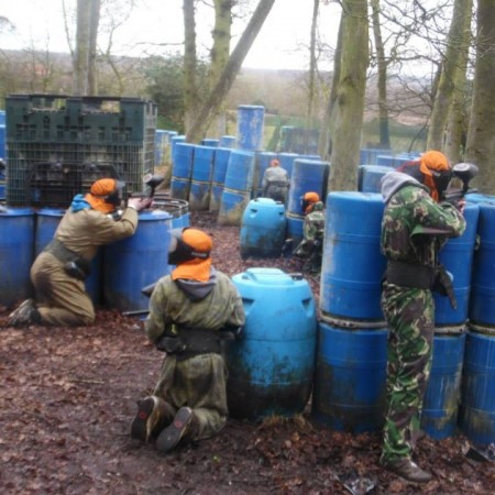 Paintball High Wycombe