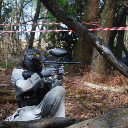 Paintball East Grinstead - Lingfield