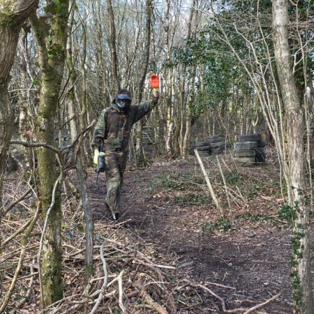 Paintball Ammanford, Carmarthenshire