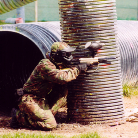 Paintball Leicester- Lutterworth
