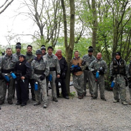 Paintball Dorchester