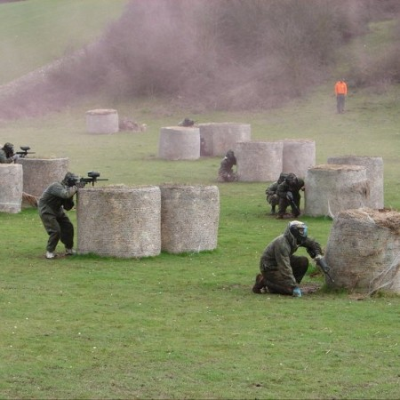 Paintball Gravesend