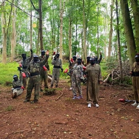 Paintball Bath Avon