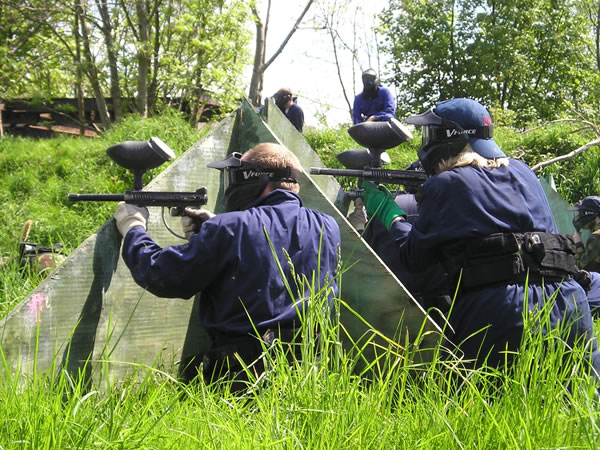 Paintball Blencow, Nr Penrith