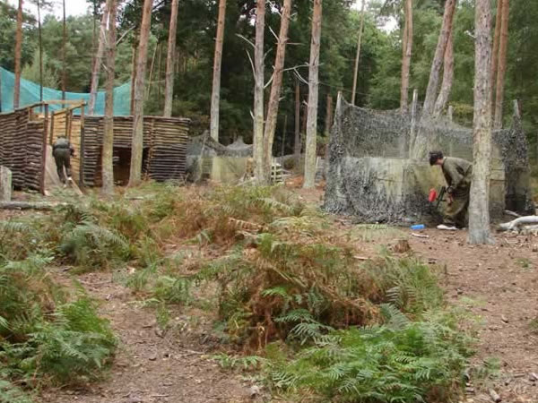 Paintball Sidcup