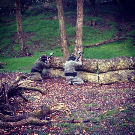 Paintball Frodsham, Cheshire