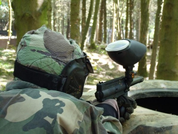 Paintball Leicester - Markfield
