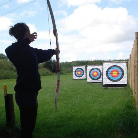 Archery Barnstaple, Devon