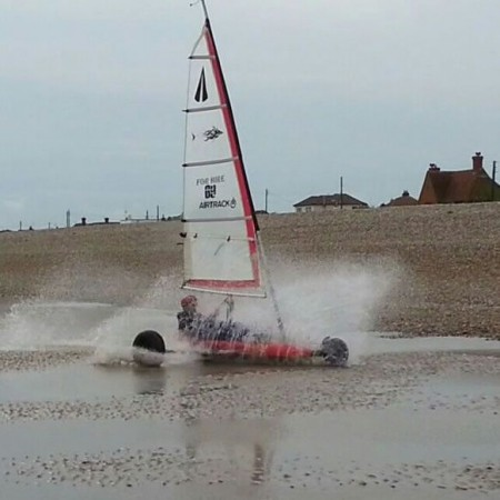 Land Yachting New Romney, Kent