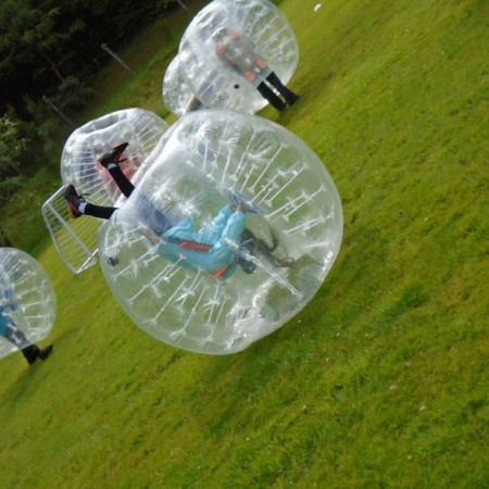 Zorbing Muir Of Ord, Ross-shire