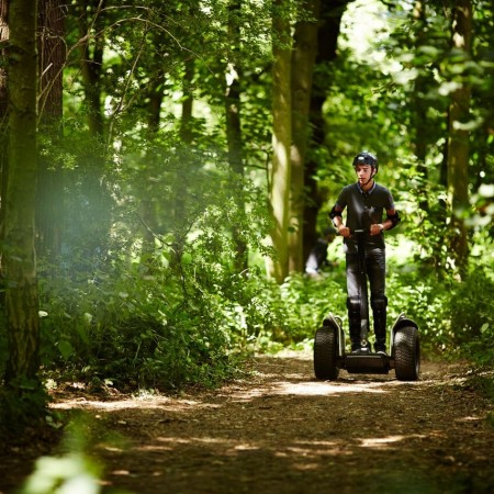Segway Bray, Windsor