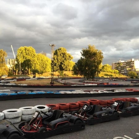 Karting Mile End, London