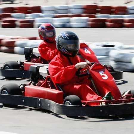 Karting Tockwith, Nr York