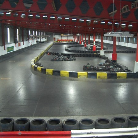 Karting Cheddar, Somerset