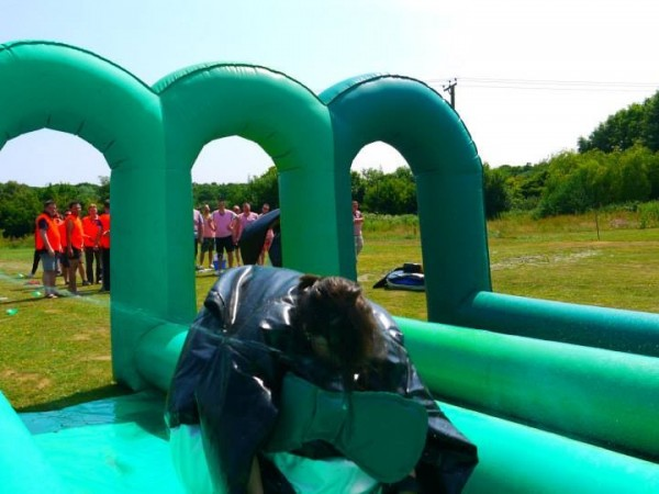 Assault Course  Hailsham