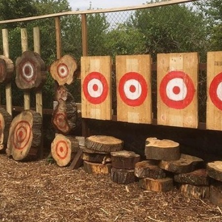 Axe Throwing Sutton At Hone