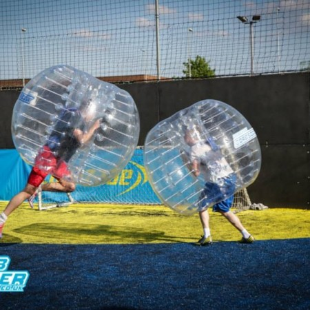 Bubble Football Birmingham