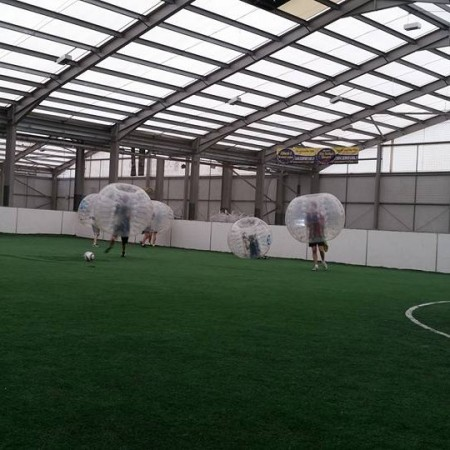 Bubble Football Glasgow East