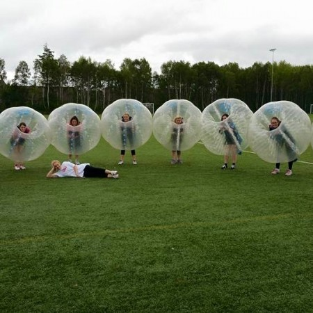 Bubble Football Cardiff