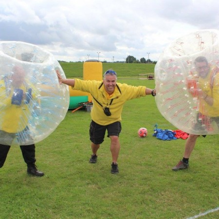 Bubble Football Mansfield, Nottinghamshire