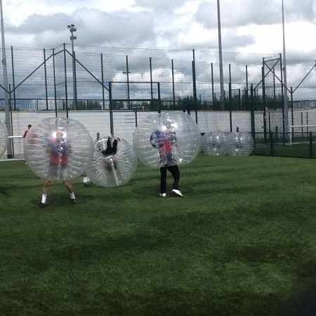Bubble Football Stirling