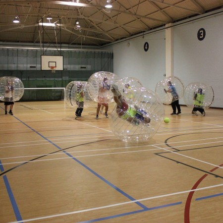 Bubble Football Cheltenham, Gloucestershire