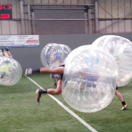 Bubble Football Blackburn, Lancashire
