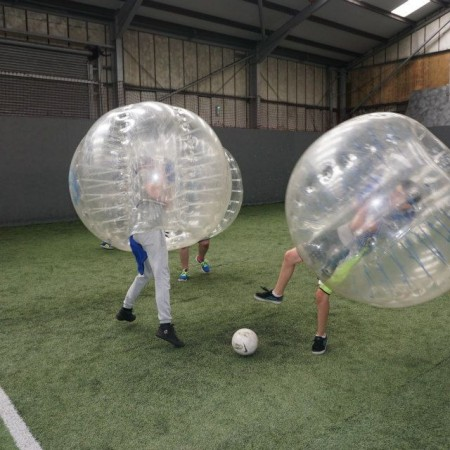 Bubble Football Coventry