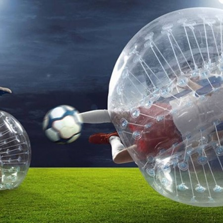 Bubble Football Liverpool South