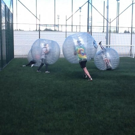 Bubble Football Halesowen, West Midlands