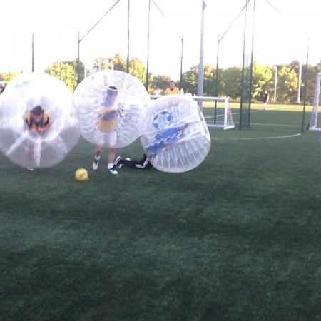Bubble Football North Shields