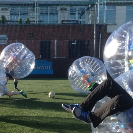 Bubble Football Tallaght, Dublin
