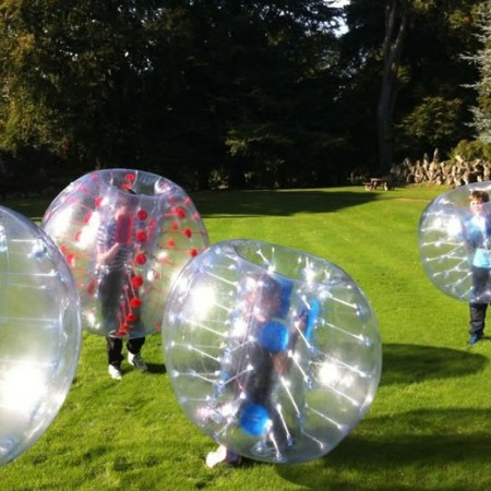 Bubble Football Harrogate, North Yorkshire