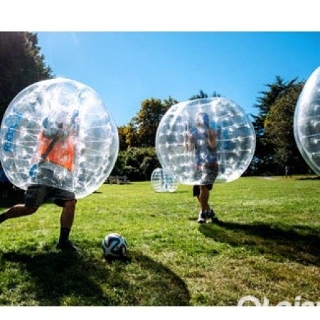 Bubble Football Albourne, West Sussex