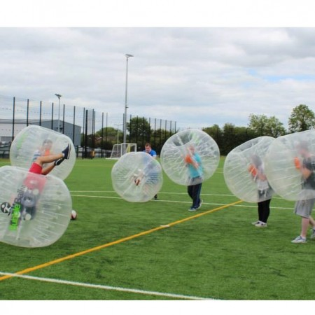 Bubble Football Derry