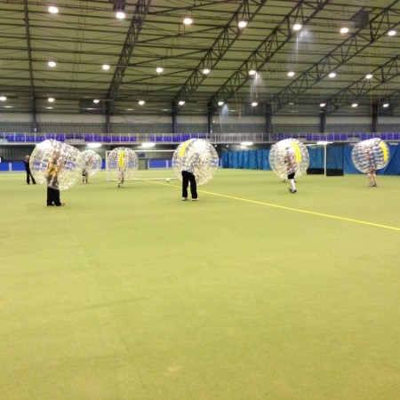 Bubble Football Magherafelt, Co. Londonderry