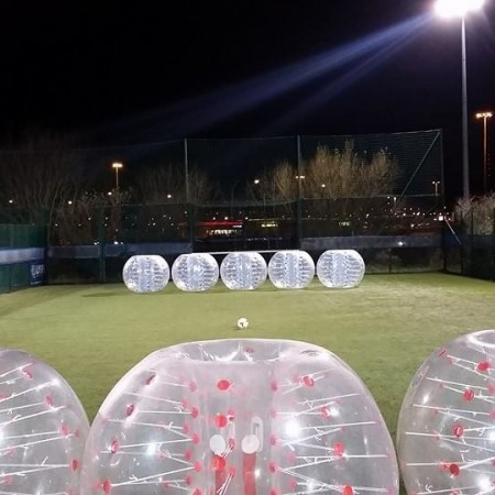 Bubble Football Warrington