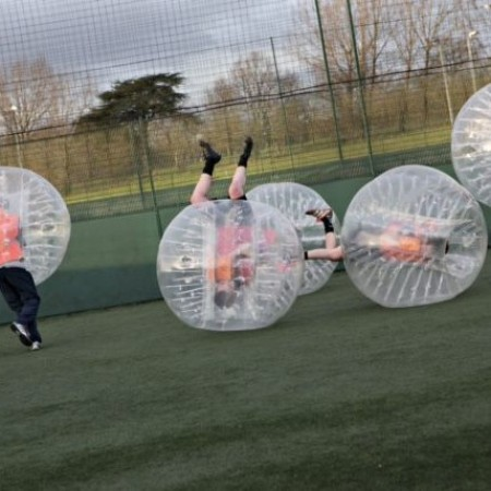 Bubble Football Chorley, Lancashire