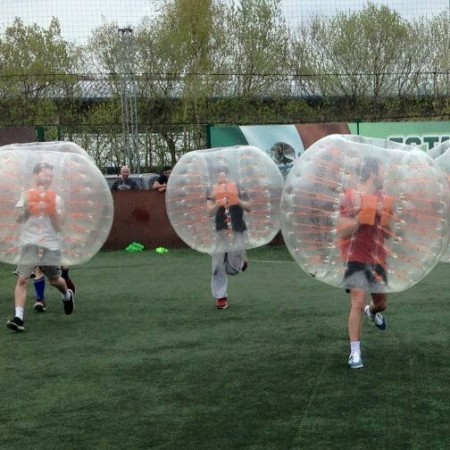 Bubble Football Ormskirk, Lancashire