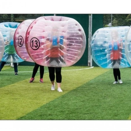 Bubble Football Vauxhall, London
