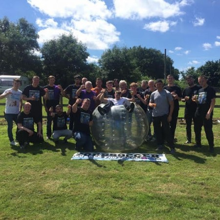 Bubble Football Lea Marston