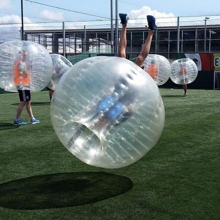 Bubble Football Wood Street Village