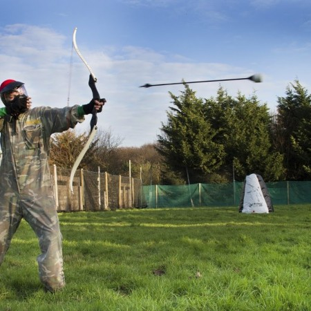 Combat Archery Abridge, Essex