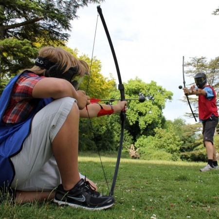Combat Archery Seaford, East Sussex