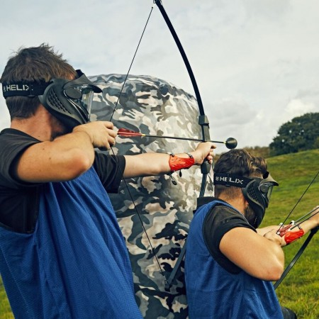 Combat Archery Doncaster, South Yorkshire