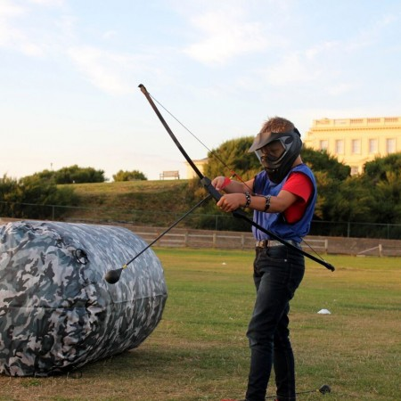 Combat Archery Pulborough, West Sussex