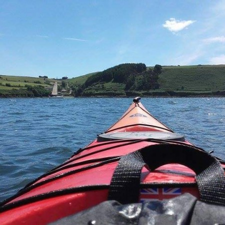 Kayaking Kinsale, Co. Cork